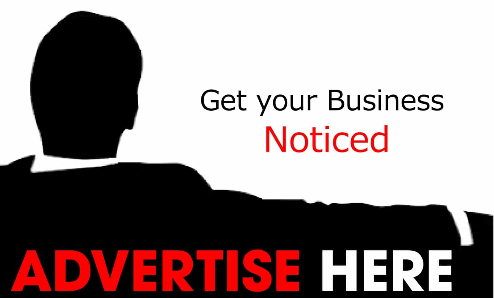 advertise your business right here