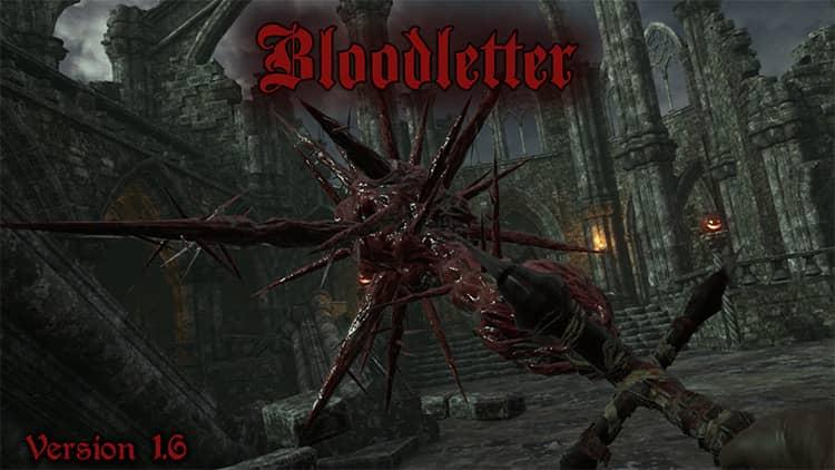 bloodborne trick weapons blade sorcery mod