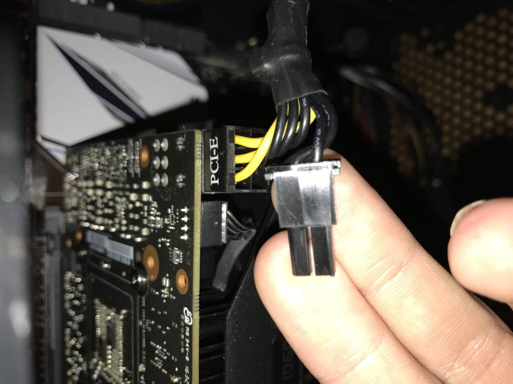 gpu not working