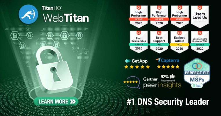 Why a Web Titan Can Provide Superior DNS Content Protection