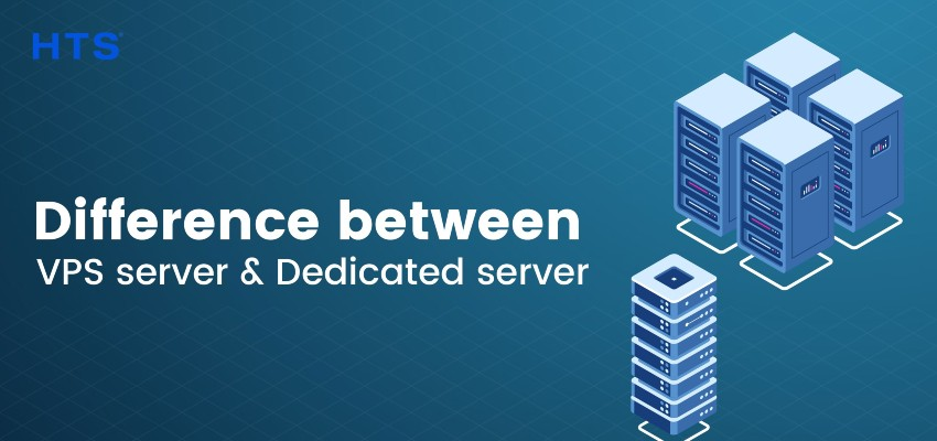 Differences Between Virtual Servers