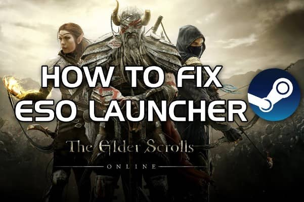 ESO Launcher Play Button Not Working